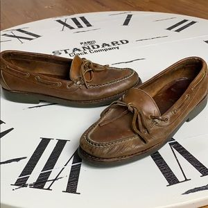 Polo Ralph Lauren Leather Loafers High Quality